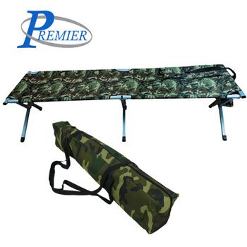 PREMIER HEAVY DUTY FOLDING COT Great for Camping or Sleep Overs!!!