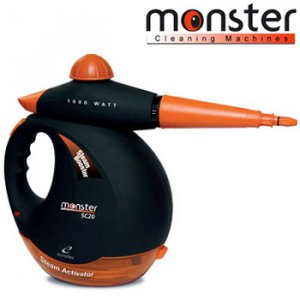MONSTER® PRESSURIZED STEAM CLEANING SYSTEM