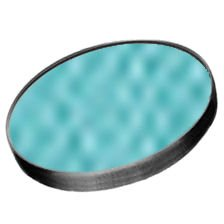 atskincare aT super silky shadow - peek a blue (refill tablet for the aT butterfly compact)