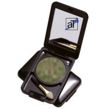 atskincare aT frosted eye shadow - golden olive
