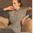 Jaeger KNITTING PATTERN  Women's Sleeveless cardigan in 4 ply