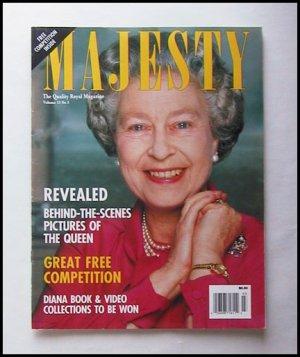 1992 MAJESTY Magazine Vol 13/3