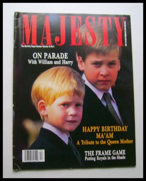 1989 MAJESTY Magazine Vol  10/4