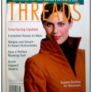 THREADS Magazine #103 Buttonholes Interfacing Slipcover