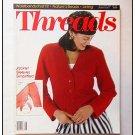 THREADS Magazine #48 Ribbing Knitted cardigan Hemstitch