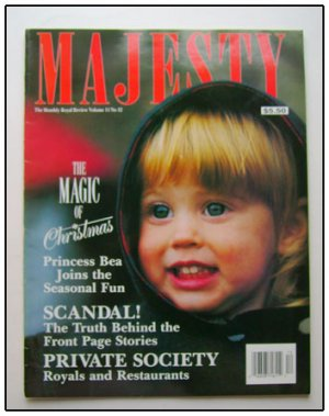 1990 MAJESTY Magazine Vol 11/12