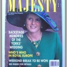 1991 MAJESTY Magazine Vol 12/8