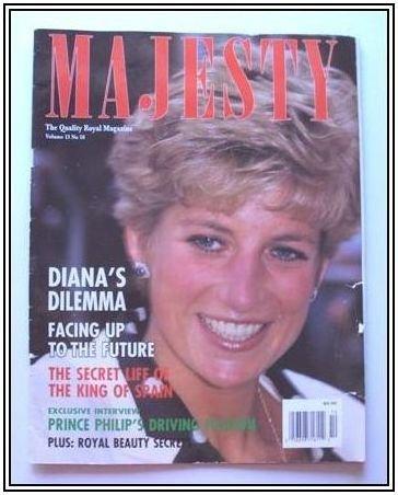 1992 MAJESTY Magazine Vol 13/10