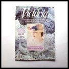 VICTORIA MAGAZINE 6/6 June 1992 Vol 6 No 6