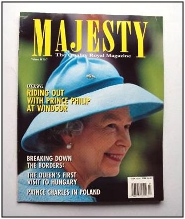 1993 MAJESTY Magazine Vol 14/7