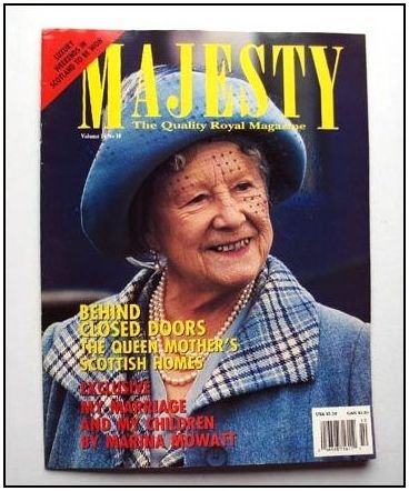 1993 MAJESTY Magazine Vol 14/10
