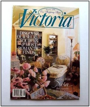 VICTORIA MAGAZINE 10/8 August 1996 Vol 10 No 8