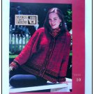 MANOS DEL URUGUAY KNITTING  Book - 5 PATTERNS