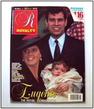 1991 ROYALTY Magazine Vol 10/5