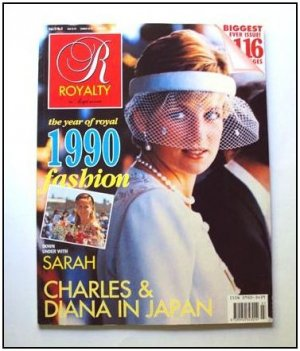 1990 ROYALTY Magazine Vol 10/3