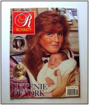 1990 ROYALTY Magazine Vol 9/8