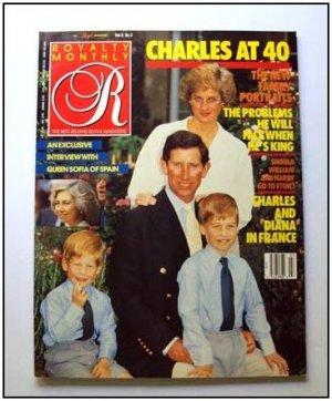 1988 ROYALTY Magazine Vol 8/3