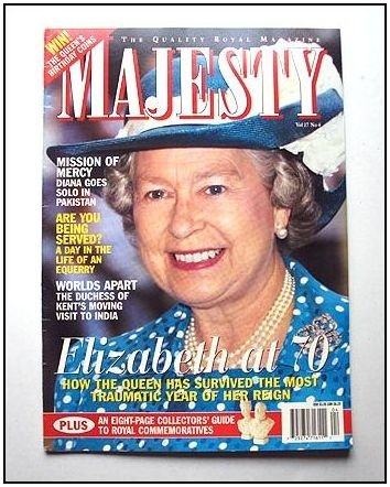 1996 MAJESTY Magazine Vol 17/4
