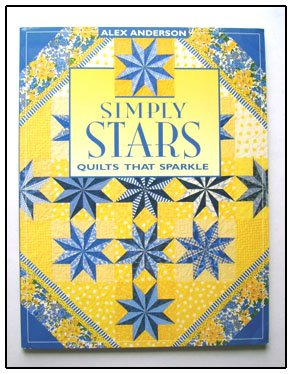 SIMPLY STARS Quilt Quilting 12 Projects Star Variations