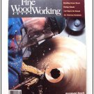 1987 FINE WOODWORKING Magazine #64 Bending Green Wood Carving in Round ++