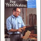 1987 FINE WOODWORKING Magazine #66 Mortise Tenon Joinery Rustic Furniture ++