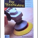 1992 FINE WOODWORKING Magazine #92 Random Orbit Sanders Turned Birdhouses ++
