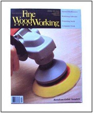 1992 FINE WOODWORKING Magazine #92 Random Orbit Sanders Turned Birdhouses ++