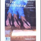 1993 FINE WOODWORKING Magazine #98 Windsor Bed Bowl Lathes Biscuit Joinery ++