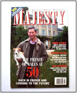 1998 MAJESTY Magazine Vol 19/11