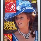 1987 ROYALTY Magazine Vol 6/12