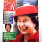 1986 ROYALTY Magazine Vol 5/9 Princess Diana Prince Charles Tour Canada Vienna