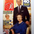 1987 ROYALTY Magazine Vol 7/3 Princess Diana Queen Elizabeth Philip 40th Anniv