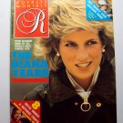 1988 ROYALTY Magazine Vol 7/5 Princess Diana on Cover