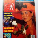 1988 ROYALTY Magazine Vol 7/10 Princess Diana Caroline of Monaco Sarah Pregnancy