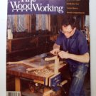 1989 FINE WOODWORKING Magazine #74 Pedestal Tables Turning Alabaster Wardrobe +