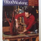 1989 FINE WOODWORKING Magazine #77 Futon Couch Rosewood Relief Carving Fretwork
