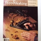 1995 FINE WOODWORKING Magazine #112 Planes Shaper Harvest Table Shellac ++