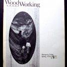 1976 FINE WOODWORKING Magazine #2 Marquetry Gustav Stickley Mechanical Desks ++