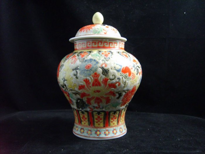 china fencai pot qianlong year