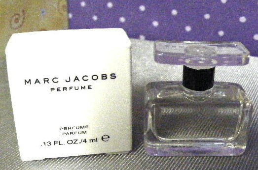Marc Jacobs Perfume .13 Oz. Mini Womens Fragrance edp
