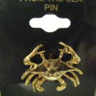 Collectible Trading Pin Crab Seashore