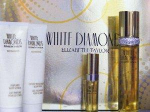 Elizabeth Taylor Diamonds 4 Piece Set