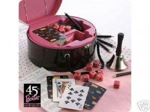 Barbie Bunko Game Hallmark Bunko Barbie Collectible LIMITED EDITION 45th Anniversary Edition