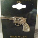 Collectible Trading Pins 3 Pins: Gun Cowboy Boots Saddle Gun