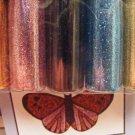 Martha Stewart Glitter 5 Colors Card Set Butterflies 26 Piece Set!
