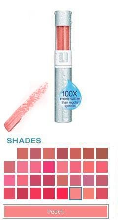 Almay Hydracolor Lipstick Peach 645