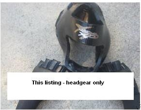 Fight Gear Macho XP Headgear Discounted Fight Gear MEDIUM
