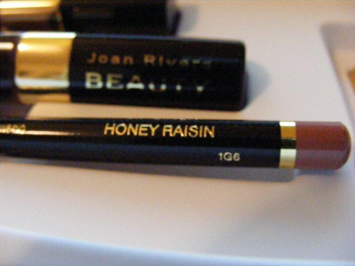 Joan Rivers Honey Raisin Lipliner PLUS FREE Lipgloss!