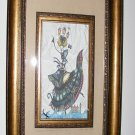 Fairy Art Framed Original Art Original Fairy Art Fairies