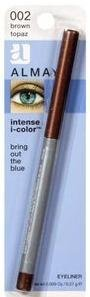 Almay Eyeliner Intense i-color Eyeliner Pencil 02 Brown Topaz